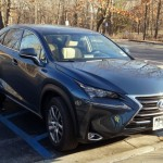 Road Tripping with the 2015 Lexus NX300 Hybrid
