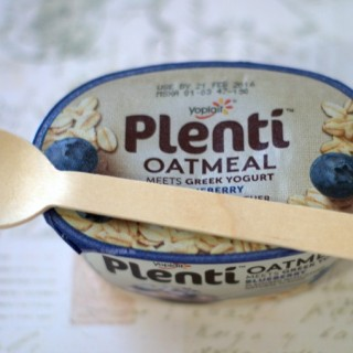 Plenti Oatmeal Meets Greek Yogurt and It's Delicious!