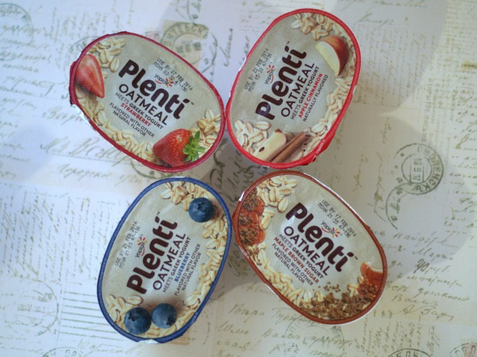 plenti with oatmeal