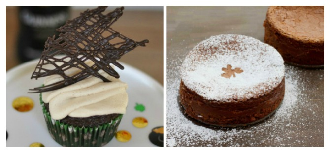Desserts made with guinness beer