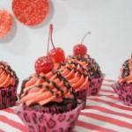 How to Make Amazing Cherry Cordial Cupcakes