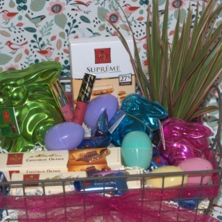 easter basket for adults