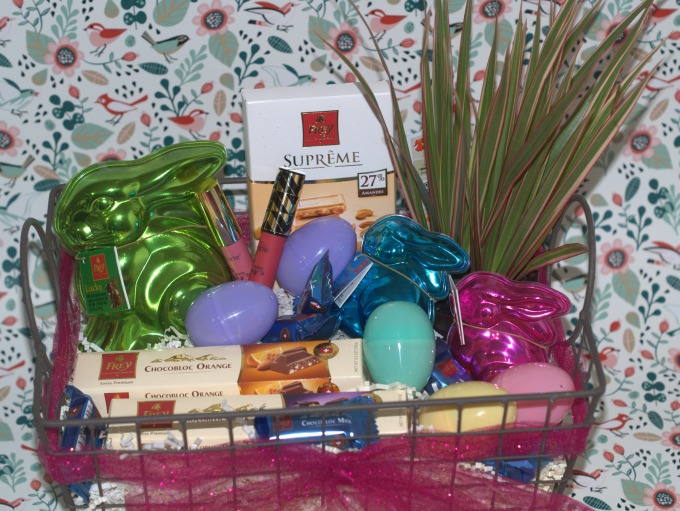 Easter baskets for adults chocolat frey giveaway easter basket for adults negle