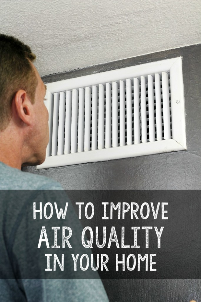 How to improve air quality in your home