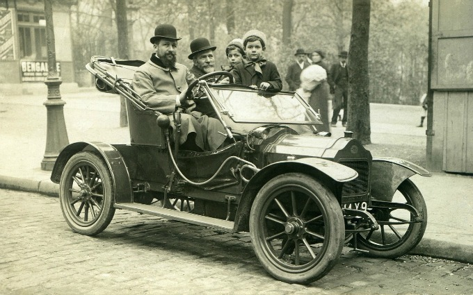 industrial revolution car