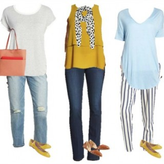 colorful Spring Nordstrom Styles 1-5