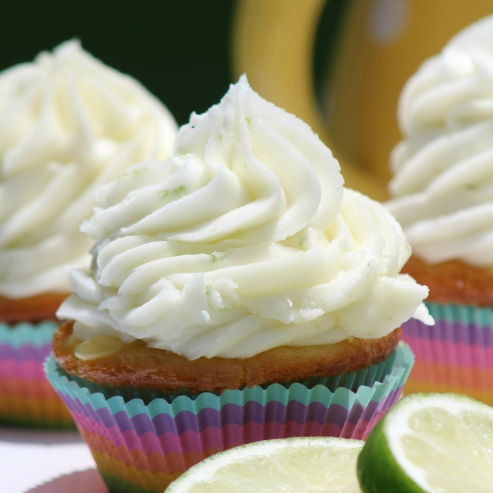 lime curd cupcakes square