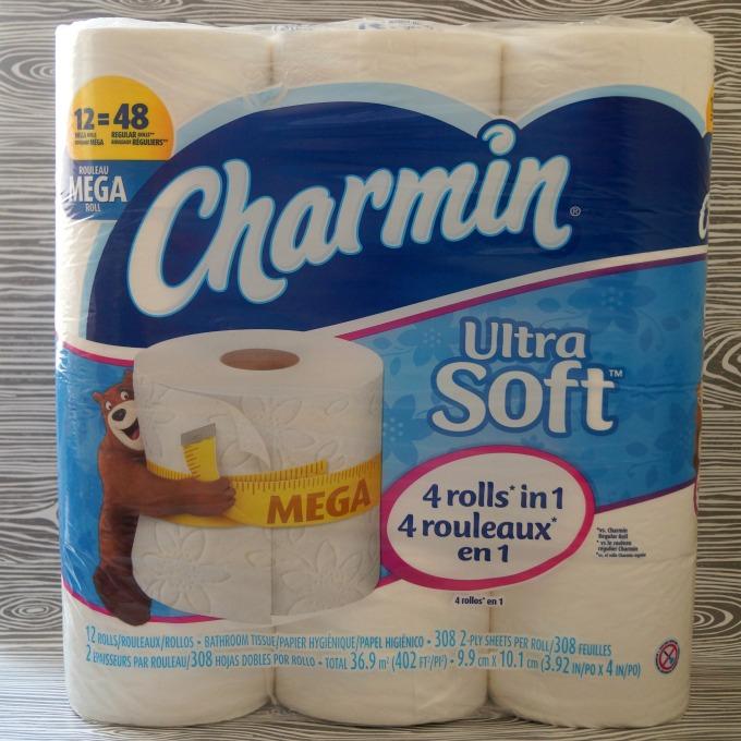charmin mega roll