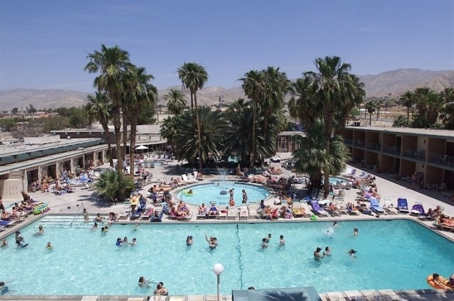 Desert Hot Springs Therapeutic Pools
