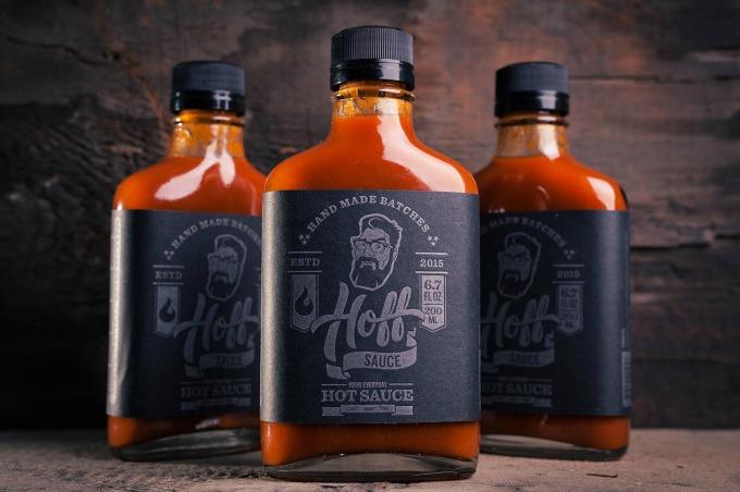 hoff sauce hot sauce