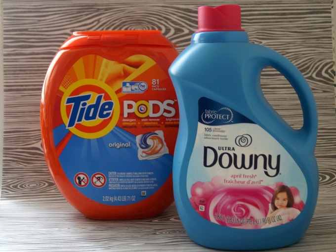 tide and downy
