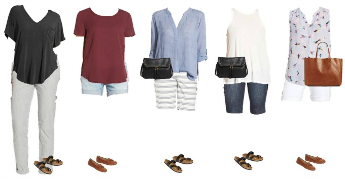 7.15 Mix & Match Fashion - Nordstrom Summer Styles 11-15