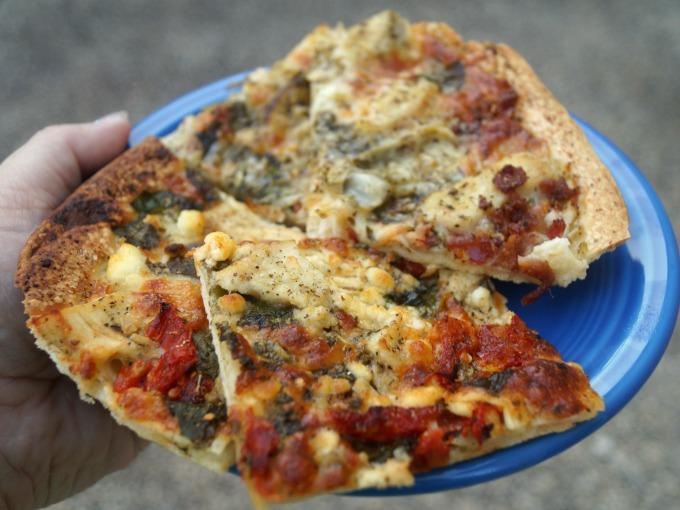 Papa Murphy's Take and Bake Pizzas