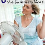 Don't get toasted. Check out these easy ways to beat the summer heat, and save some money.