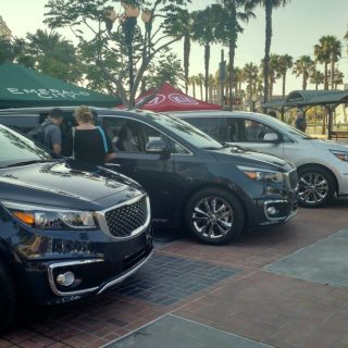 2016 Kia Sorrento lineup