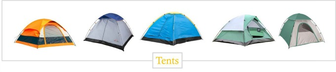 must have camping tents