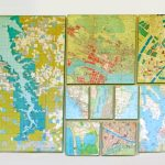 How to Make a Wall Map Gallery that's Sure to Be a Conversation Starter