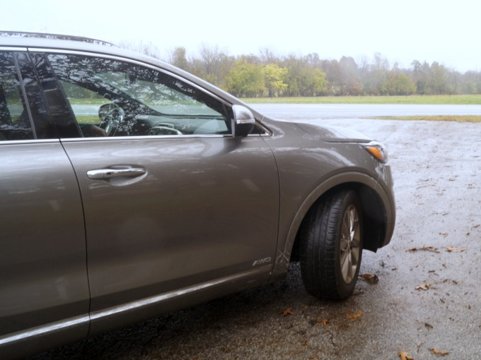 2017 Kia Sorrento SXL V6