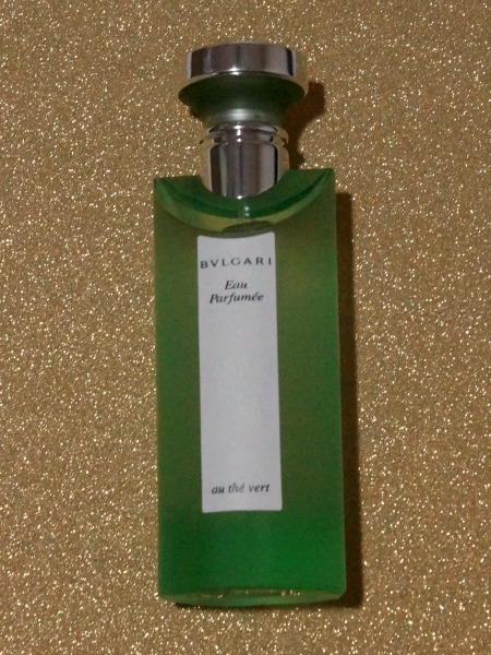Bvulgari Au the Vert Perfume is a great fresh scent.