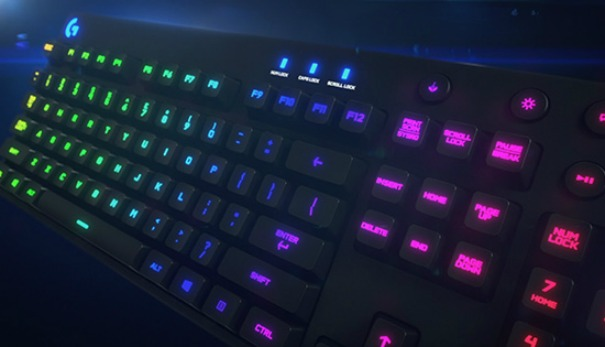 Logitech G810 Orion Keyboard is perfect for gaming