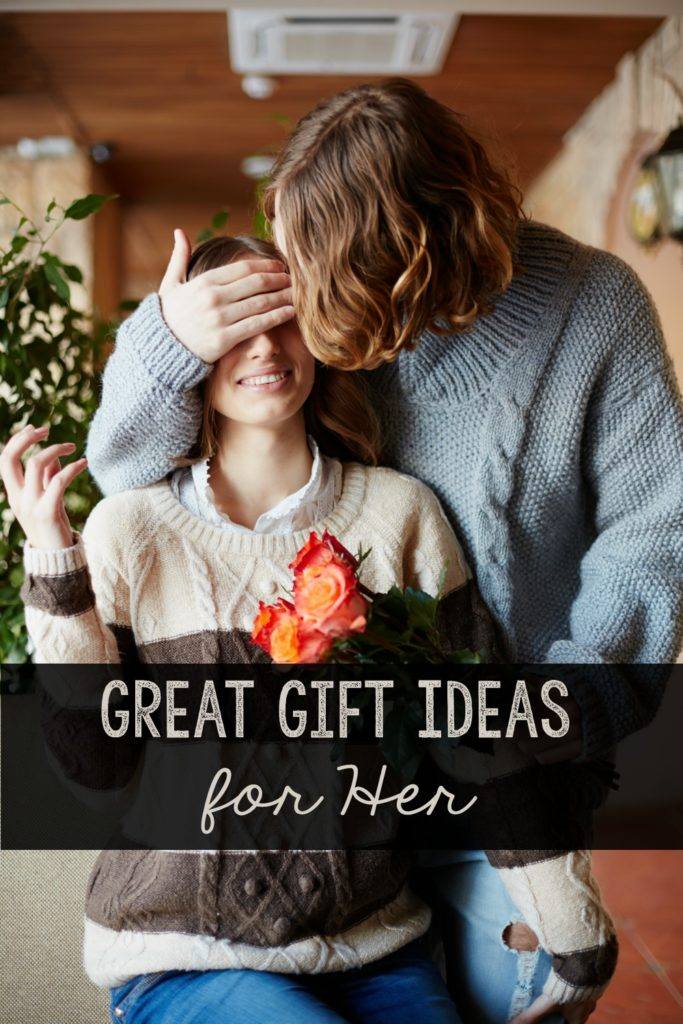 Clever and unique gift ideas for the women in your life. These ideas work for women of all ages, too.