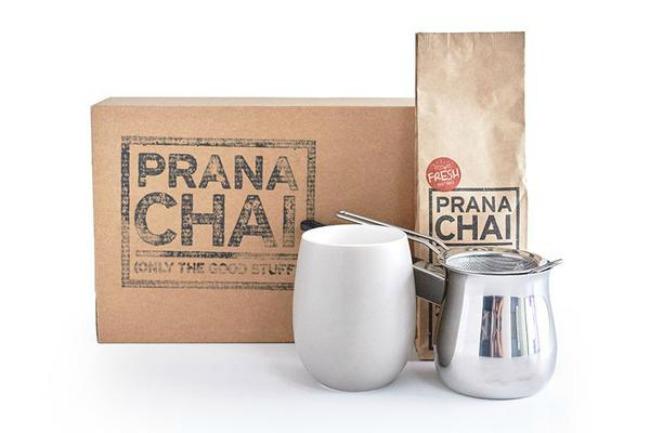 Make fabulous chai at home with Prana Chai