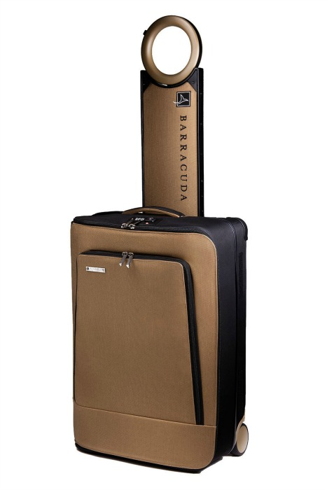 Barracuda collapsible luggage