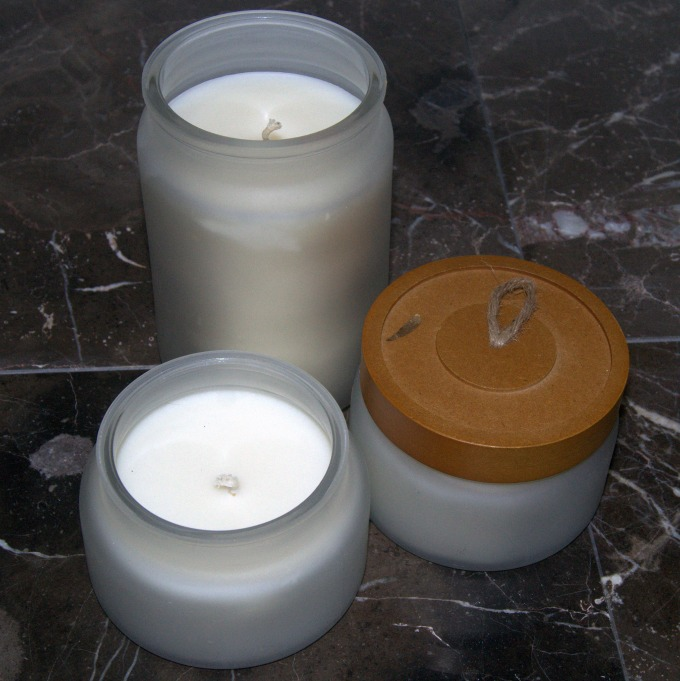 Create a cluster of candles for more interest