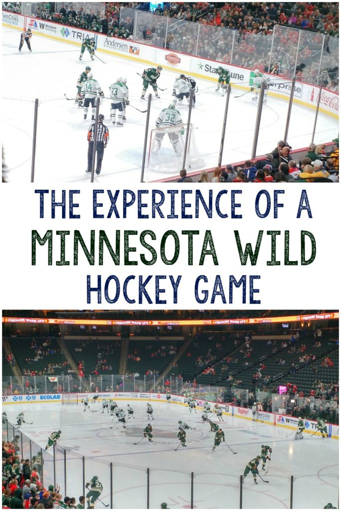 Why everyone should attend a Minnesota Wild home game, at least once.