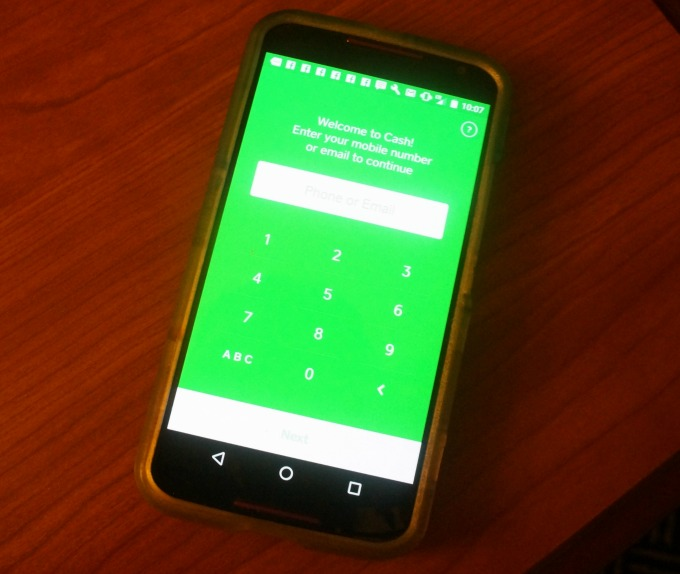 Introducing the Square Cash app