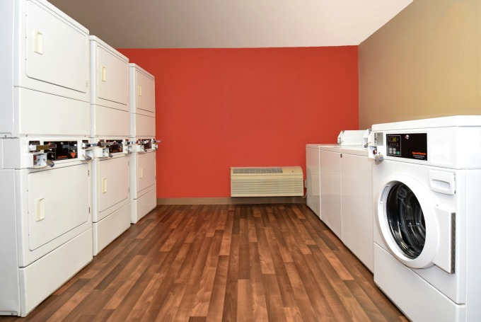 Extended Stay America Laundry facilities