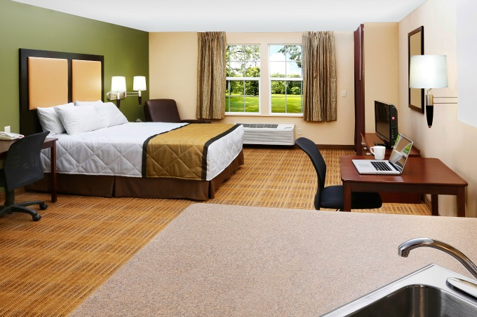 Extended Stay America room