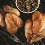 Matzo Stuffed Cornish Game Hens Recipe