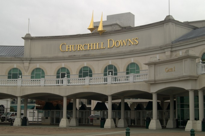 Churchill Downs, Louisville, KY
