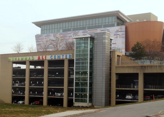 The Muhammed Ali Center Louisville, KY