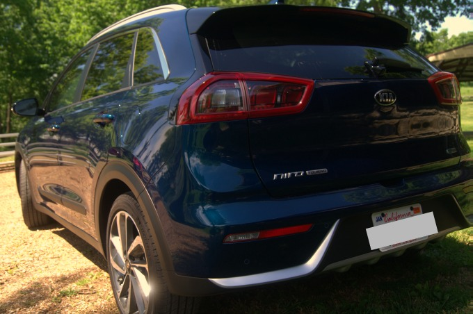 2017 Kia Niro Back End