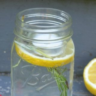 Mosquito repellant candle that's so easy to make