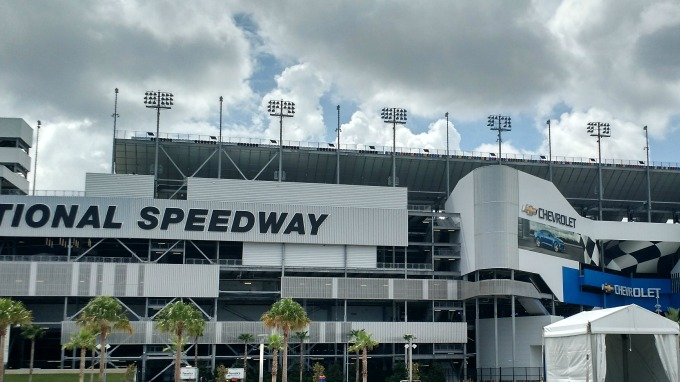 Daytona International Speedway, Daytona Beach, FL