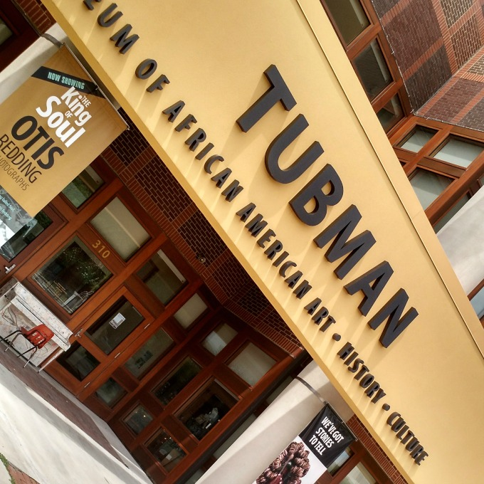 Tubman Museum in Macon, GA