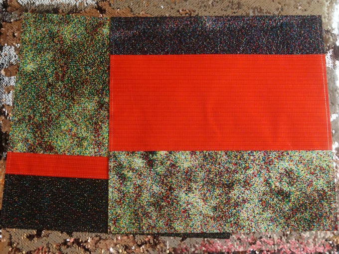 Dor Designs Placemats made from Billboards