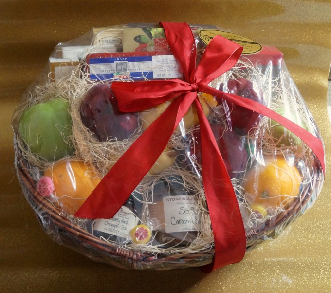 Gourmet Gift Baskets harvest basket