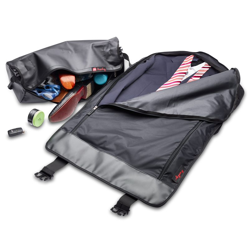 Henty CoPilot travel bag makes traveling a breeze