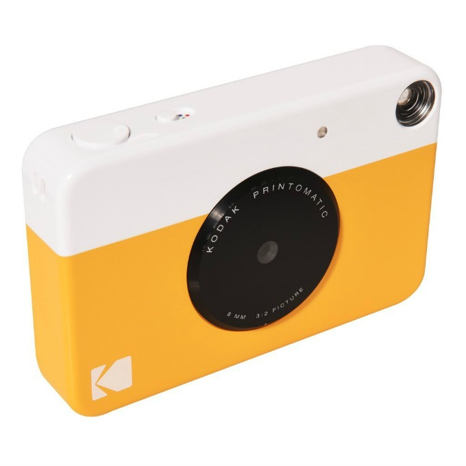 Kodak Printomatic instant camera