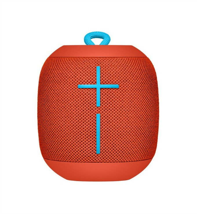 Wonderboom portable waterproof speaker is perfect for your outdoor camping trips