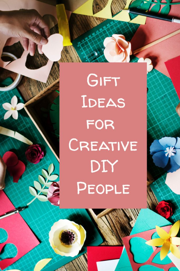 Creative people and DIYers can be so hard to shop for. We've compiled a list of great gift ideas that they are sure to love.