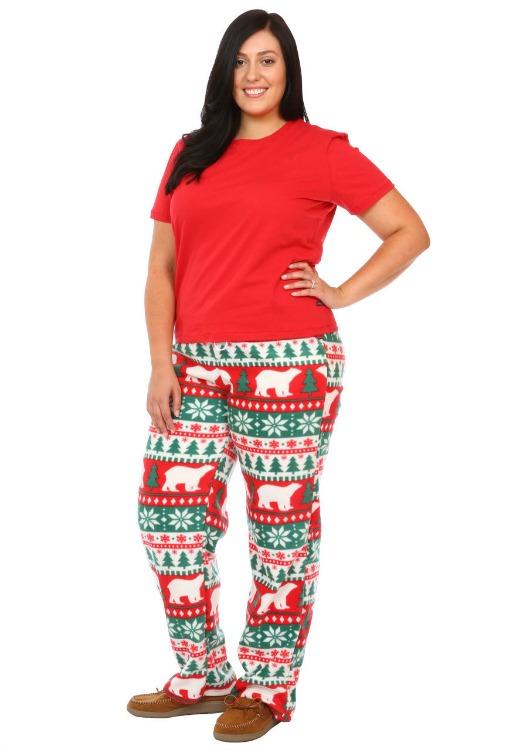 Snug as a Bug Polar Bear pajamas for 2017
