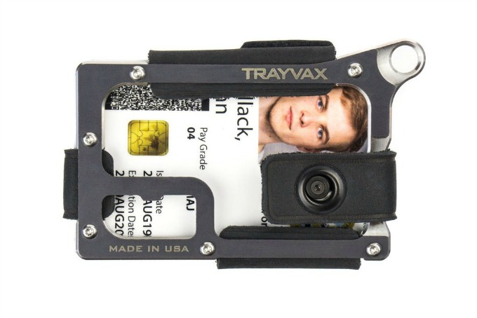 Trayvax contour raw wallet