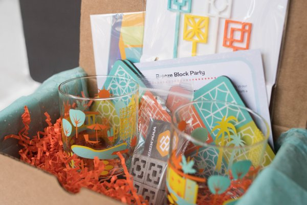 Betty Boomerang Retro Subscription Box