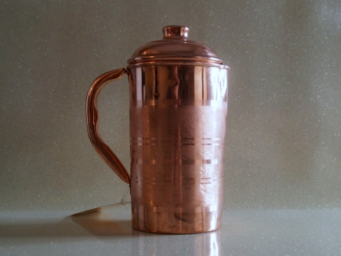 Tamba Pani Copper water jug