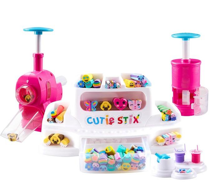 Cutie Stix cut and create stations
